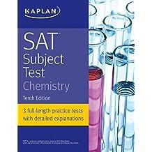 SAT Subject Test Chemistry (Kaplan Test Prep)