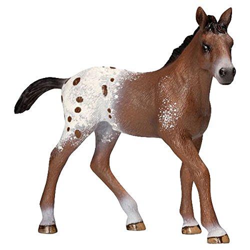 Schleich Appaloosa Foal Toy (Foal Horse Heads)