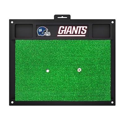 FANMATS 15469 New York Giants Golf Hitting Mat