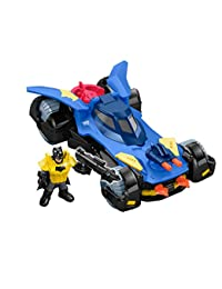 Fisher-Price Imaginext DC Super Friends, Batmobile BOBEBE Online Baby Store From New York to Miami and Los Angeles