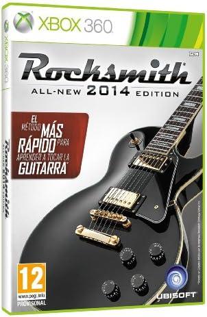 Rocksmith 2014 - Pack Cable Edition: Amazon.es: Videojuegos