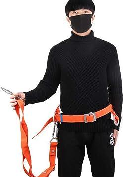 LAIABOR Arnés anticaída y cinturón de sujeción Cinturón de ...