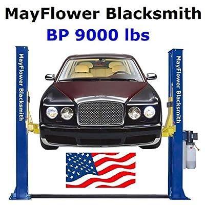 Mayflower Blacksmith Base Plate Two Post Lift car Lift 9000 lbs BP9000