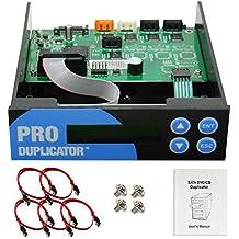 Produplicator 1-2-3 Blu-ray CD/ DVD/ BD SATA Duplicator Copier CONTROLLER + Cables Screws & Manual Optical Drive