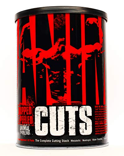 Animal Cuts – All-in-one Complete Fat Burner Supplement with Thermogenic and Metabolism Support - Energy Booster… 3