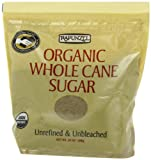 Image of Rapunzel Pure Organic Whole Cane Sugar, 24-Ounce Packages (Pack of 6)
