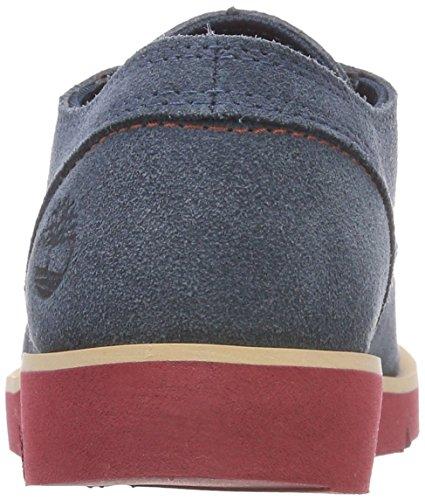 Timberland Radford, Zapatos de Cordones Oxford Unisex Niños Azul (Vintage Indigo Hammer Ii 432)