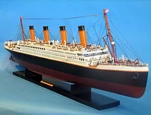 Amazoncom RMS Titanic Titanic Related Cruise Ships Model - Model cruise ship kits