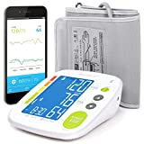 Best Cuff Blood Pressure Monitors - Balance Bluetooth Blood Pressure Monitor with Upper Arm Review