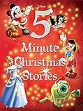 Disney 5-Minute Christmas Stories (5-Minute Stories)