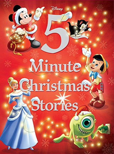 (Disney 5-Minute Christmas Stories (5-Minute)