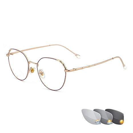 Gafas de Lectura fotocrómicas de Moda de Lady, Lentes ...