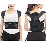 Iprome Posture Corrector Brace Back Support for Women,Kids and Man,L