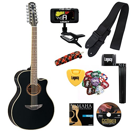 yamaha-apx700ii-12-acoustic-electric-guitar-12-string-with-legacy-accessory-bundle-many-choices