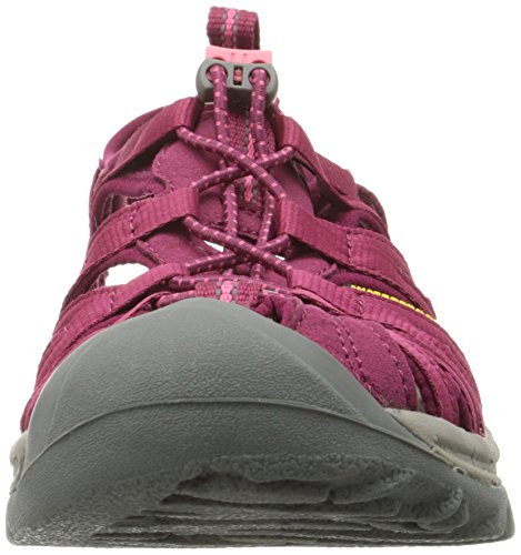 Keen Honeysuckle BKGA Outdoor WHISPER Donna 5124 Sandali Beet Red H87Hrw