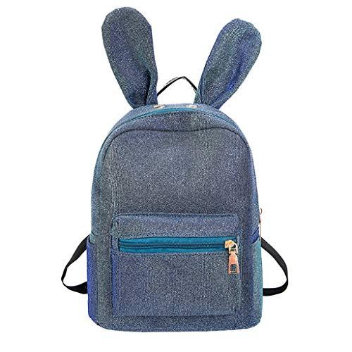 (Outique Shoulder Bag Fashion Lady Sequins School Backpack Satchel Girls Student Travel Solid Bag Backpack Student Bag)