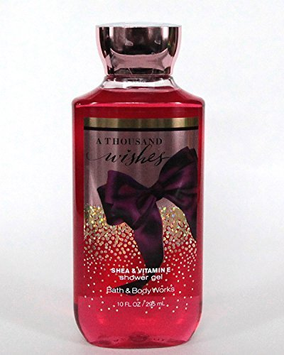 Bath and Body Works mille souhaits douche Gel 10 oz.