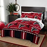 The Northwest Company NFL Atlanta Falcons Queen Bed in a Bag Complete Bedding Set #873367843