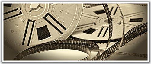 JP London PAN5345 uStrip Vintage Movie Film Reel Hollywoo...