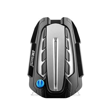 PC Portátil Refrigerador De Pantalla Led, Enfriamiento Del Ordenador Portátil Powered Ventilador Silencioso USB,