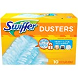 armorall refill - Swiffer Fiber Unscented Multi-Surface Duster Refill, Blue, 10 Count