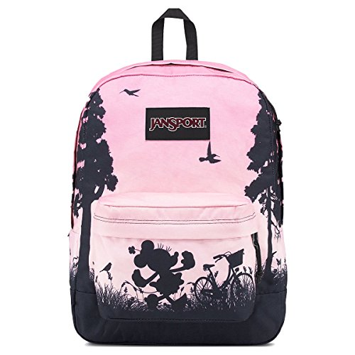 JanSport Disney High Stakes Backpack (Super Cute Minnie)