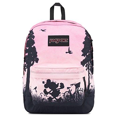 JanSport Disney High Stakes Backpack (Super Cute Minnie)