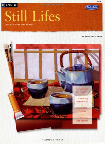 Download Acrylic: Still Lifes (HT287) (How To: Acrylic:) pdf epub