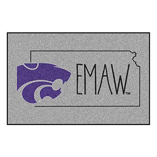 NCAA Kansas State Wildcats Starter Mat, 19