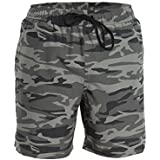 Men's Swim Trunks and Workout Shorts - XXL - Geen Camo - Perfect Swimsuit or Athletic Shorts for The Beach, Lifting, Running, Surfing, Gym. Boardshorts, Swimwear/Swim Suit for Adults, Boys