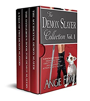 book cover of Accidental Demon Slayer Boxed Set Books 1-3