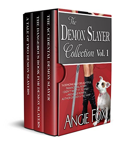 (Accidental Demon Slayer Boxed Set Vol I (Books)