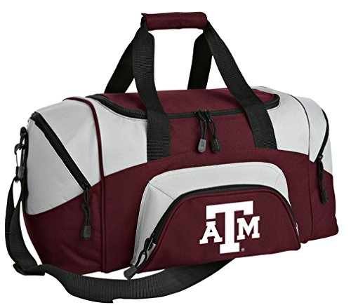 - Small Texas A&M Aggies Gym Bag Deluxe Texas A&M Travel Bag