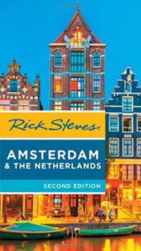 Rick Steves Amsterdam & the Netherlands cover