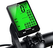 Andoer INBIKE 2,8 polegadas bicicleta computador sem fio multifunções à prova de chuva bicicleta equitação odô