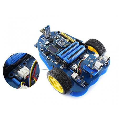 Waveshare Photo Interrupter Sensor Robot Speed Measuring Module Detector for Arduino Power 3.3V to 5V by waveshare (Image #3)