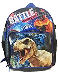 Universal Studios Jurassic World Kids Backpack with Lunch Bag