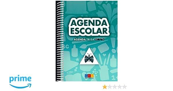 Agenda escolar Trisa Compact. Guardería/Ed. Especial ...