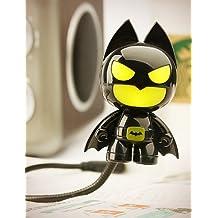 Ai&M 6*6*10CM Christmas Fun To Play With Ideas Of Cute Series Batman Usb Small Night Light Lamp Keyboard Lamp Light Led , 220v