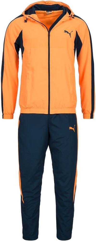 CHANDAL PUMA ACTIVE Hd Graphic Woven Suit, op (TALLA-L): Amazon.es ...