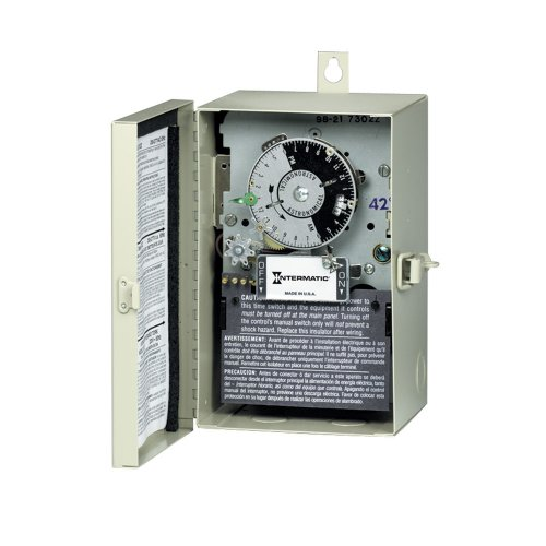 UPC 078275071704, Intermatic V45472CR34 3PST 208/277-Volt Latitude 34 Mechanical Astronomic Time Switch with Nema 3R Steel Enclosure and Carryover