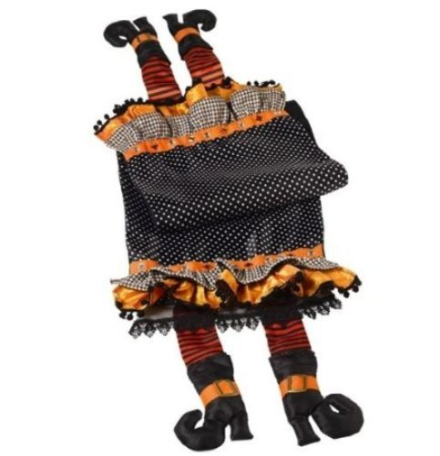 Grasslands Road Wicked Witch Legs Table Runner 469432 (Halloween Tabletop)