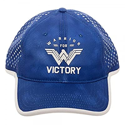 Wonder Woman Victory Adjustable Cap from Bioworld