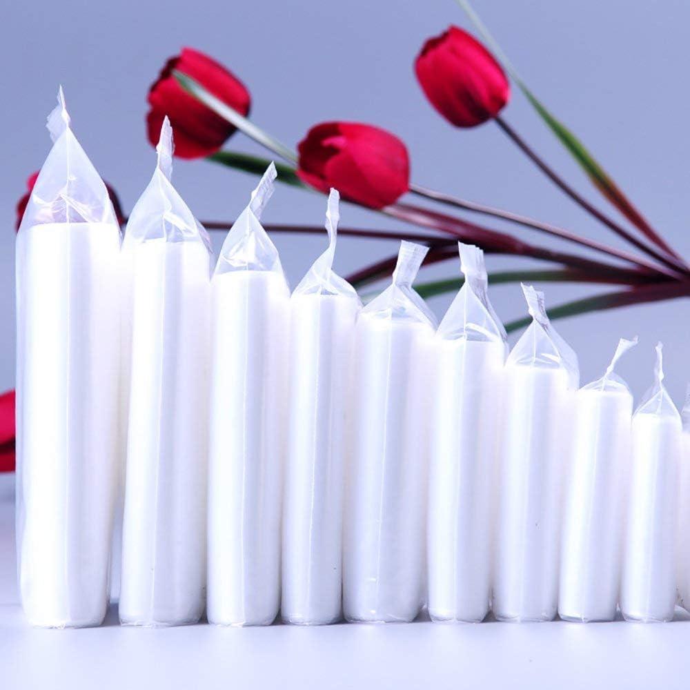 Bolsas de pl/ástico transparentes que se pueden volver a sellar,bolsa de cierre de cremallera reutilizable fuerte,engrosamiento y duradero,prensa para cerrar,11x16cm 100PCS