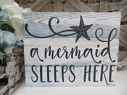 TRULY MADLY DEEPLY Bedroom Sign Farmhouse Country Plaque Wood Decor LOVE
