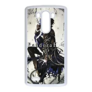 Bhrv Pandora Hearts LG G3 Cell Phone Case White