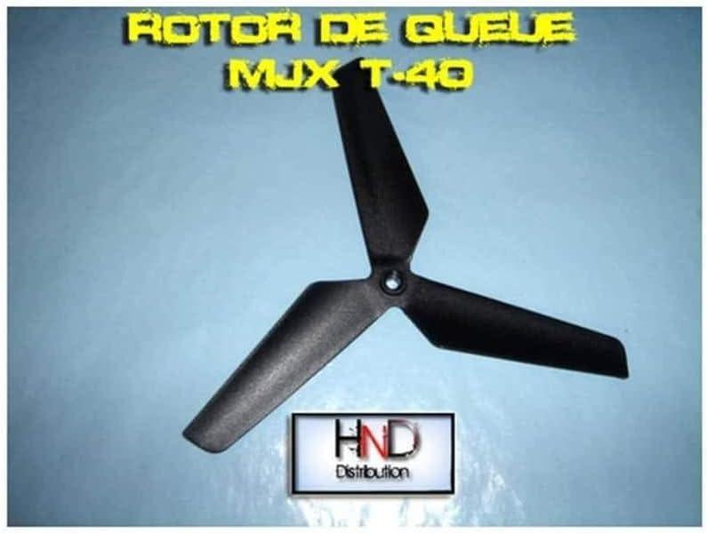 Rotor Arriere MJX T-40 T640 T40