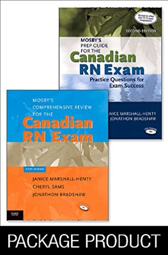 mosby s prep guide for the canadian rn exam 2e mosby s rh amazon com Mosby's Dictionary Mosby's Books