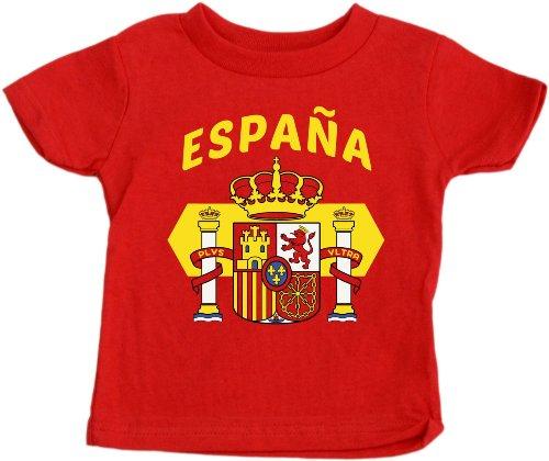 ESPANA Baby T-shirt Cute Spanish Pride Spain Baby Apparel