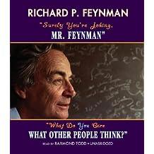 Richard P. Feynman Boxed Set